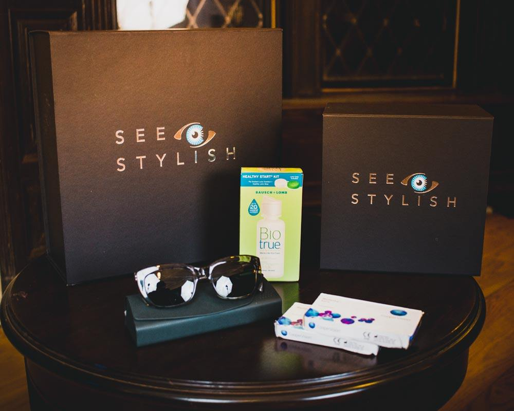 Six Month Supply With Free Sunglasses See Stylish